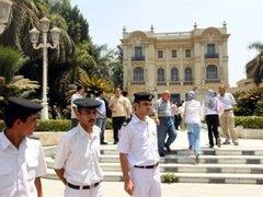 Для музеев Египта создадут единую систему безопасности