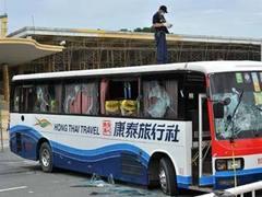 Четверых полицейских отстранили от службы за штурм автобуса в Маниле