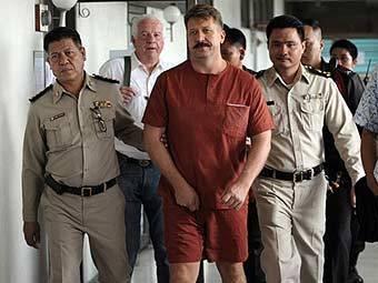 Таиланд опроверг ранее названную дату экстрадиции Виктора Бута