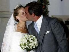 Сын бывшего короля Греции женился