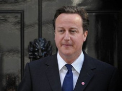 Консерваторы установили тарифы на трапезы с Кэмероном