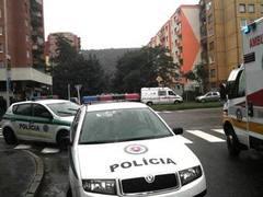 СМИ сообщили о четырех стрелках в Братиславе