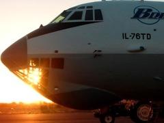 В Дарфуре похищены два российских пилота