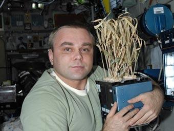 Максим Сураев. Фото из блога космонавта