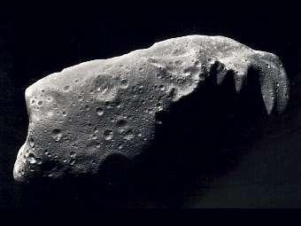 Астероид Ида. Изображение NASA