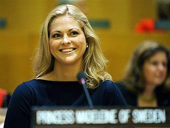Шведы выбрали женщину своей мечты