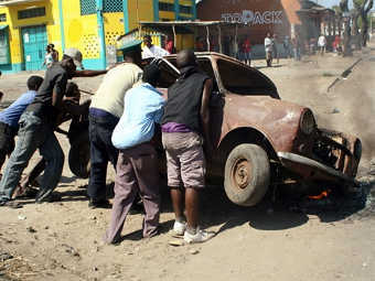 Власти Мозамбика отказались остановить рост цен