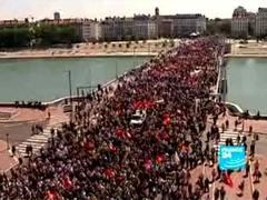 Во Франции началась неделя забастовок