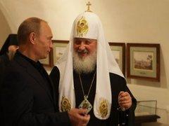 Путин и патриарх Кирилл обсудили передачу музейных ценностей РПЦ