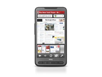 Opera выпустила браузер Mini для Windows Phone