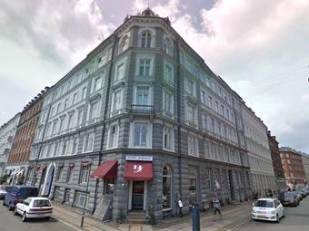 В Копенгагене в гостинице произошел взрыв