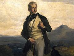 Неизвестную поэму Вальтера Скотта представят публике
