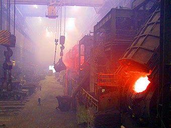 """Производство """"Норильского никеля"""". Фото пресс-службы компании"""