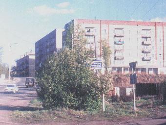 Вид на Черемхово. Фото с сайта cheremkhovo.ru
