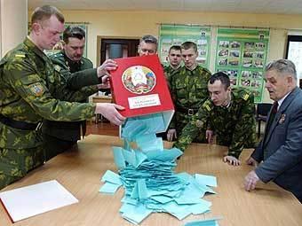 В Белоруссии стартует кампания по выборам в парламент.