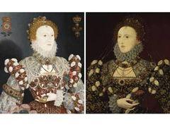 Дендрохронология определила автора двух портретов Елизаветы I