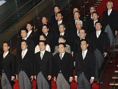 Японское правительство ушло в отставку