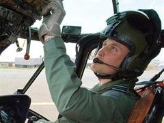 Принц Уильям получил диплом летчика-спасателя