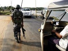 В результате взрыва на Шри-Ланке погибли 60 человек