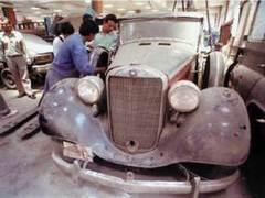 В Непале починят подаренную Гитлером машину