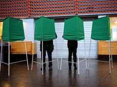 В Швеции начались парламентские выборы