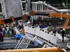 Обрушение моста поставило под угрозу Игры Содружества в Дели