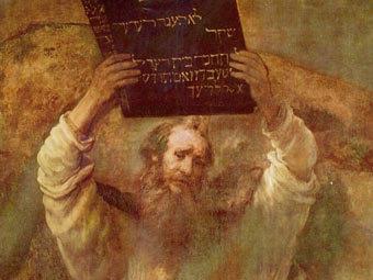 Американские ученые смоделировали поход Моисея через море