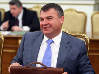 Анатолий Сердюков. Фото с сайта premier.gov.ru