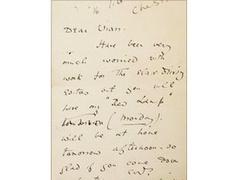 В Великобритании продали письма Оскара Уайльда