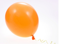 Немцы приняли воздушные шарики за НЛО