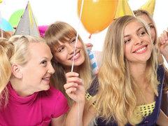 Литовские блондинки нацелились на мировой рекорд