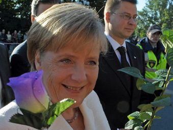 Ангела Меркель. Фото ©AFP