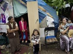 Депортированные из Франции цыгане вернутся в Западную Европу