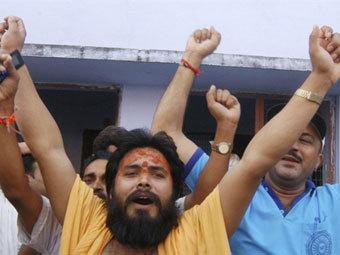 Суд разделил место рождения Рамы между индуистами и мусульманами
