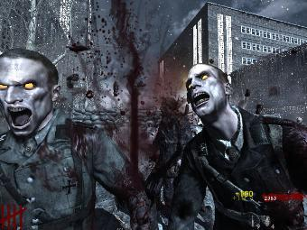 Call Of Duty: Black Ops Zombie Mode — скачать бесплатно