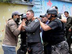 Из-за беспорядков в Эквадоре пострадали около 50 человек