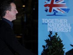 Британских консерваторов оставили без шампанского
