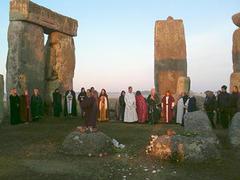 Великобритания признала друидизм религией