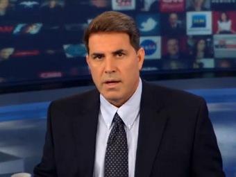 Рик Санчес. Кадр CNN