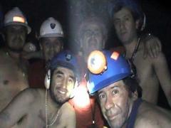 Чилийских шахтеров обучат искусству публичных выступлений