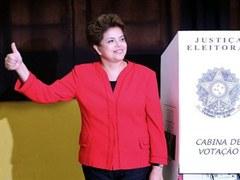На выборах в Бразилии лидирует кандидат правящей партии
