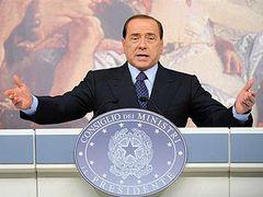 Берлускони отругали за анекдот про еврея