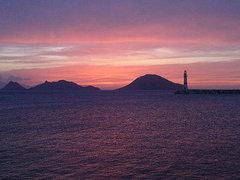 В Эгейском море сел на мель российский сухогруз