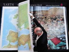Назначили цену за самую большую книгу в мире