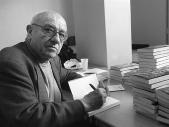 Умер французский писатель Бернар Клавель