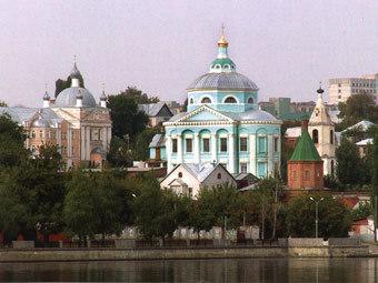 Алексеево-Акатов женский монастырь.