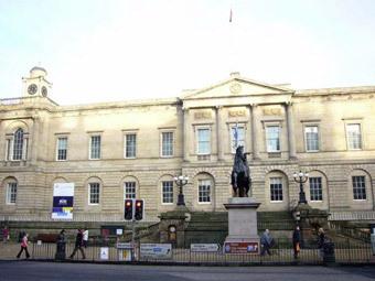 Здание Национального архива Шотландии в Эдинбурге. Фото с сайта edinburgharchitecture.co.uk