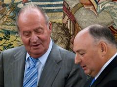 Вячеслав Кантор вручил королю Испании медаль толерантности