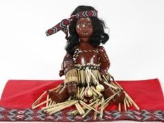 Новозеландский музей предостерег беременных женщин от злых духов