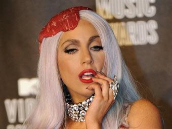 Леди Гага. Фото ©AFP